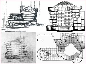 Guggenheim of New York- Plans